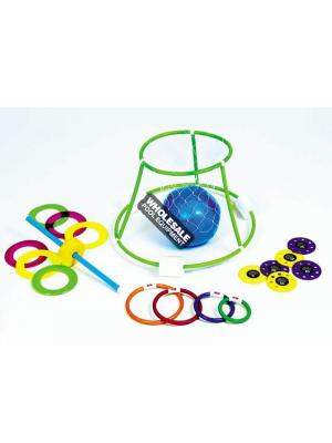 INTERNATIONAL LEISURE 9199 FAMILY FUN GAME COMBO