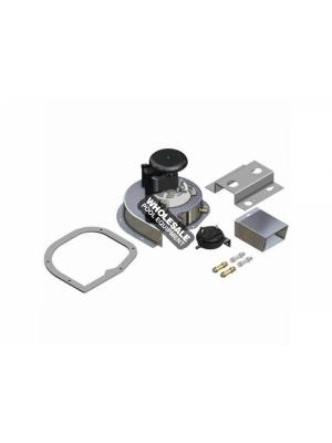 Hayward IDXBWR1936 Combustion Blower Conversion Kit For H-Series Induced Draft and Pool Heaters