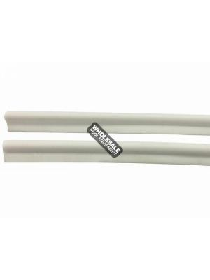 PoolStyle; PS9942; Commercial Series - Vac Head Replacement Wipers; Set of 2;  PS994/22in Vac Head