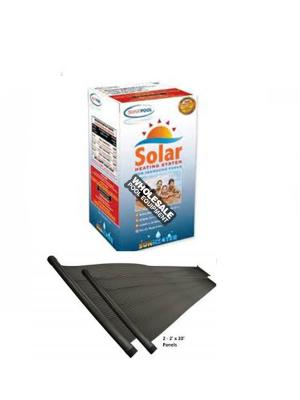 Smartpool S601P SunHeater Solar Heating System For IG Pools - 4' x 20'