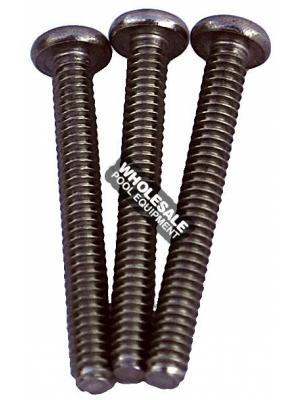 Pentair JV43 Screw For Jet-Vac JV105 Automatic Pool Cleaner; 3/Pack