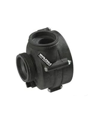 """Hydro Quip 10-0172-HQ 2HP 2""""x2"""" SIDE ULTIMA WET END"""