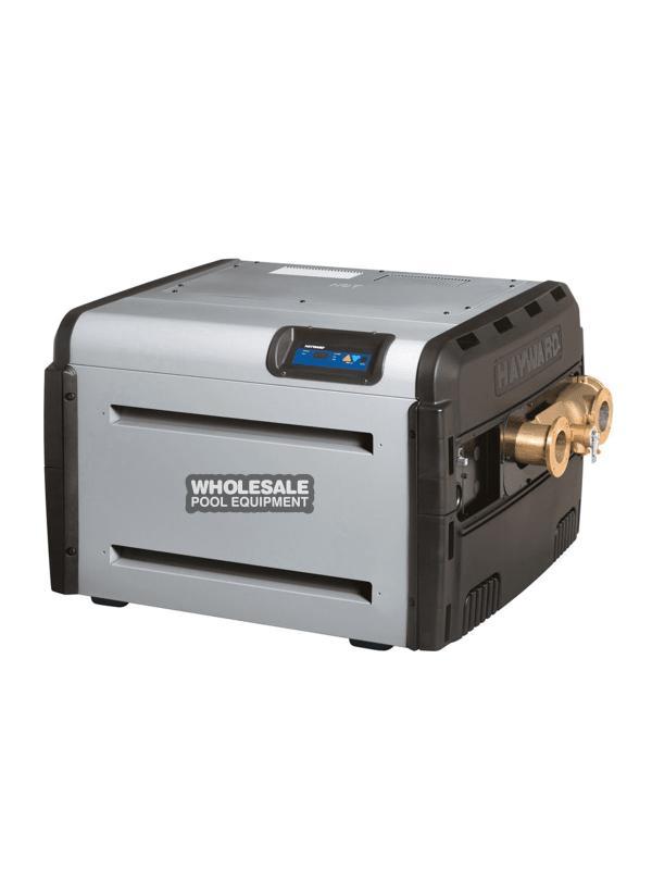 Hayward H250FDNASME H-Series ASME Digital Low NOx Heater - Natural Gas - 250k BTU