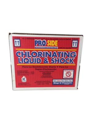 Pro Side 3651 Liquid Chlorine;  1 Gal.; 2/Case - AZ in Store Only
