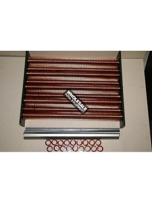 Pentair 471934 Heat Exchanger Less Head For Model 250 MiniMax(R) NT TSI; NT LN; NT STD Heater