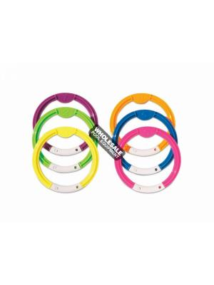 POOLMASTER INC 72703 DIVE RINGS REG 6PK