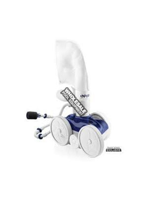 Trade Series Zodiac TR28P WHITE IG PRESSURE SIDE POOL CLEANER (POL-20-549)