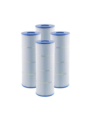 Pleatco/Super Pro PCC60-PAK4SPG 240sqft; 4/PK 60SQF CLEAN & CLEAR PLUS CARTRIDGE ELEMENT