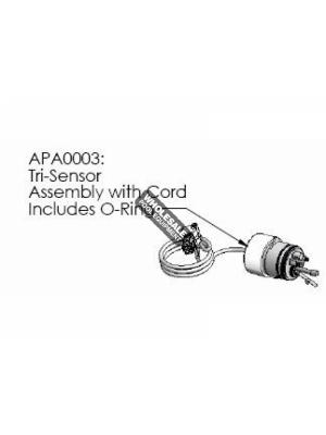 Aquacal Autopilot APA0003 Tri-Sensor Assembly with Cord