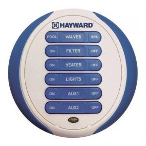 Hayward AQL2-SS-RF Waterproof Wireless Spa Side Remote For ProLogic and OnCommand Systems