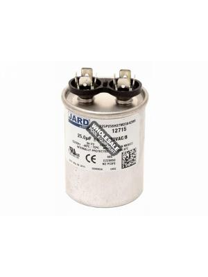 Super-Pro; 12715 Run Capacitor; 25 MFD 370V Round
