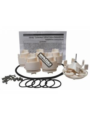 Zodiac 5-9-2001 5-Port Rebuild Replacement Kit For Polaris Vac-Sweep 360 Pool Cleaner