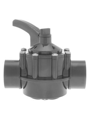 "Hayward PSV2SDGR  PVC 2-Way PSV Diverter Valve 2""-2.5"""