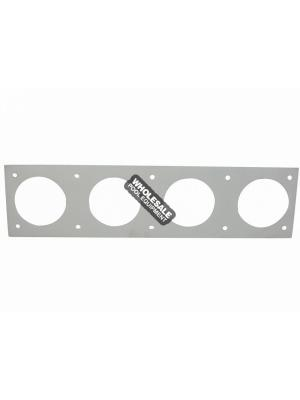 Pentair S2012500 4-Burner Tray Gasket For Pennant(TM) 1000/1500/1750/2000 Hydronic Boiler and Water Heater