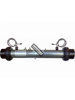 Hydro-Quip Inc 26-58104-K 4KW BALBOA HEATER ASSY W/ M7 SENSORS & STUDS