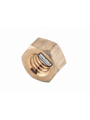Pentair 35402-0279 Hexagonal Nut For Sta-Rite(R) HRS Series; Sta-Rite(R) DES-Series D.E. Filter Model DES25-01; DES36-01; DES51-01; DES60-01; 5/16-18