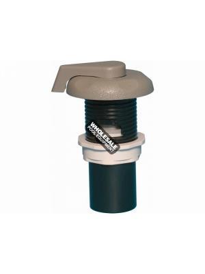 WATERWAY PLASTICS 660-3587 GRY AIR CONTROL