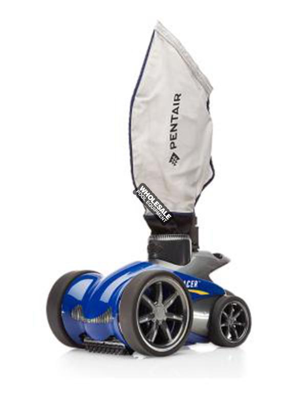 Pentair Racer Pressure Side IG Pool Cleaner