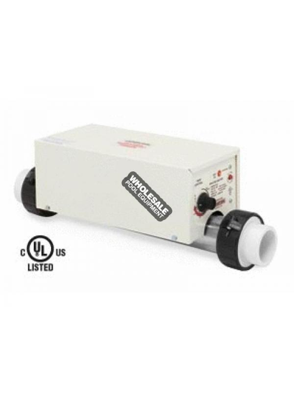 Coates Heater Company 6kw 1ph 240v Inline Electric Heater
