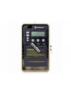 Intermatic Incorporated PE153P PE153 in Plastic Outdoor Enclosure