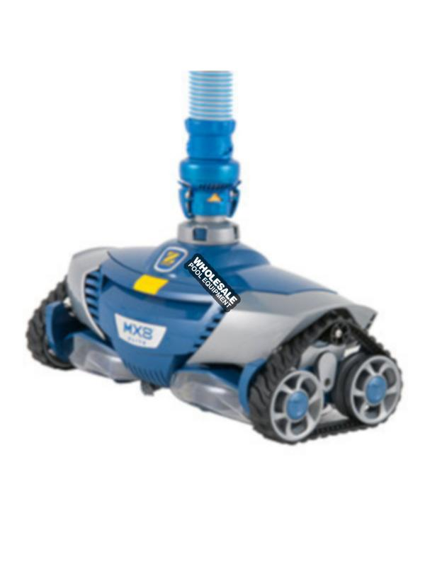 Zodiac / Baracuda MX8 Residential Suction Side Automatic Pool Cleaner