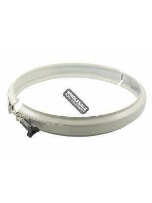 Pentair 197020 Metal Clamp Ring Assembly For SM & SMBW 4000 Series D.E. Filter