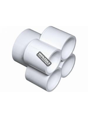 "Waterway Plastics 672-4620  1"" Manifolds - 1 1/2"" S x (4) 1"" S Ports"
