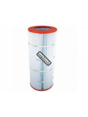 Pleatco PJ200 SPG Replacement Filter Cartridge For Jacuzzi CFR/CFT 200; 4 oz/yd; 200 sq-ft; 24 Inch