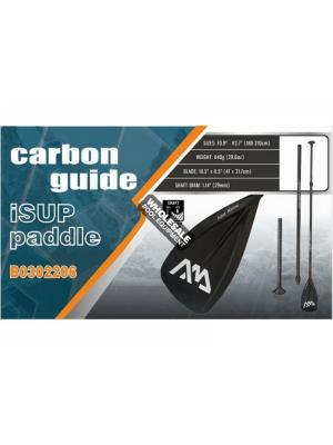SOUTHERN SALES AND MARKETING GROUP CARBON/FIBERGLASS ISUP PADDLE