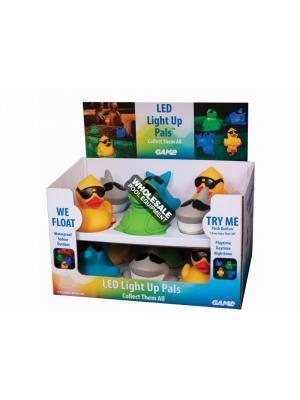 Great American Merchandise & Events, 3576-12IN, LED Light Ups, LED Light Up Pals(TM)