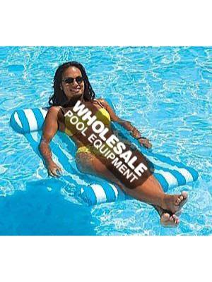 International Leisure Products, 9044, Swimline Water Sports, Swimline Floating Fabric Loungers, Premium Water Hammock