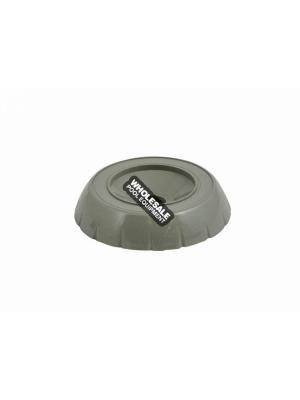 Waterway Plastics 602-3557 Cap For 2 Inch Top Access Diverter Valve; Gray