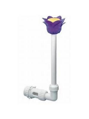 POOLSTYLE K679CBX/2P/SCP FLOWER FOUNTAIN W/ ADAPTOR (2009 DESIGN)
