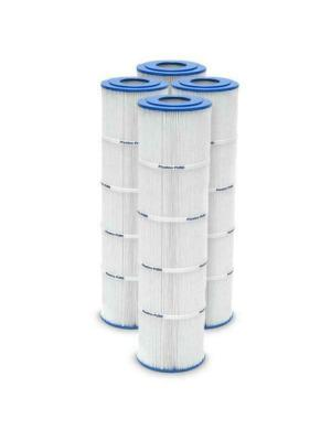 Pleatco PCC105-PAK4 Replacement Filter Cartridge For Pentair Clean & Clear Plus 420; 4 oz/yd; 420 sq-ft; 26 Inch