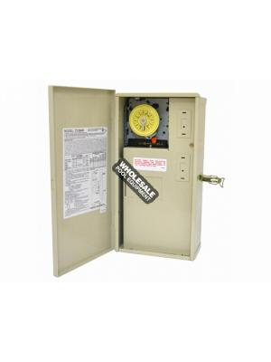 Intermatic Incorporated TIMER W/1 T104 60 AMP