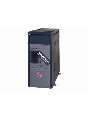 Trade Grade Rheem 014804 P-M156A Digital Above-Ground Heater - Propane - 150k BTU
