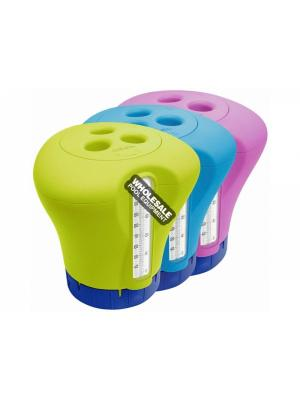 POOLSTYLE THERMO-KLOR DISPENSER 3 COLORS