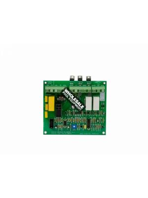 Zodiac W082441 Rectangular Power PCB Assembly For Duoclear(R) Chlorinator; 5-1/2 Inch L x 4-3/4 Inch W; Green; Qty 1