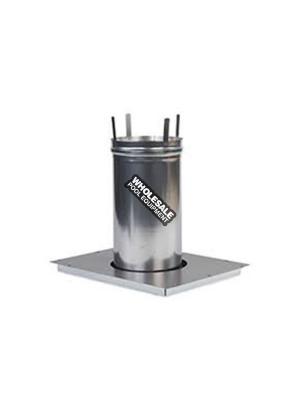 """Hayward UHXPOSHZ11501 Indoor Vent Kit For H150FD Universal H-series Low Nox Heaters; 6"""""""