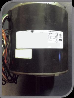 Aqua Comfort 100-200 Fan Motor For Signature ACT; Vintage Classic Heat Pump; 1/2 HP