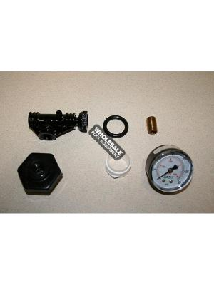 Pentair 24850-0105 Valve and Gauge Assembly Kit For Sta-Rite(R) System:3(R) Modular Media SM Series Cartridge Filter; Sta-Rite(R) System 3 SD Series D.E. Filter