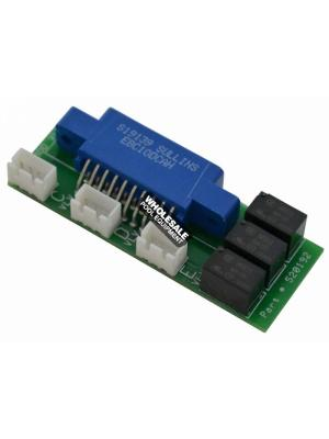 Pentair 520285 Valve Module To Add 3 Actuators For IntelliTouch