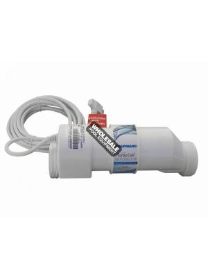 Hayward GLX-CELL-5-W Turbo Cell with 15 ft Cable For Goldline AquaTrol Salt Chlorination Systems; 20K gal; 1/Carton