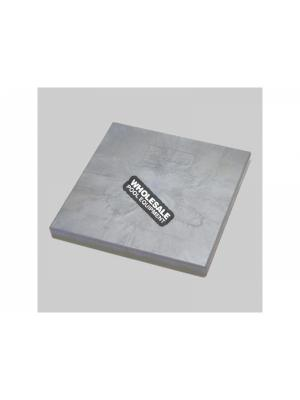 Diversitech, EL2424-2 E-Lite Polypropylene Equipment Pad; 24 Inch x 24 Inch x 2 Inch, Gray