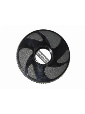 Zodiac C17 Idler Wheel For Polaris Vac-Sweep 180/280 Pool Cleaners; Black; Small