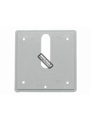 Zodiac MJ6320 Cover Plate For Jandy(R) Pro Series MiniJet(R) Water Designs; Dove Gray