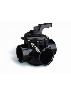 Pentair 263028 PVC 3-Way Valve, 2-2.5""