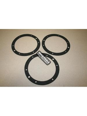 Pentair 79204603 Gasket Set without Double Wall Gasket For Small Stainless Steel Niche; 6-1/2 Inch; 3/Pack