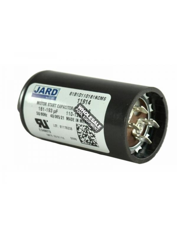 Super-Pro; 11112 Start Capacitor; 124-156 MFD 125V