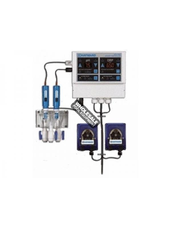 Hayward Water Chemistry Controller with Pre Mounted Chemical